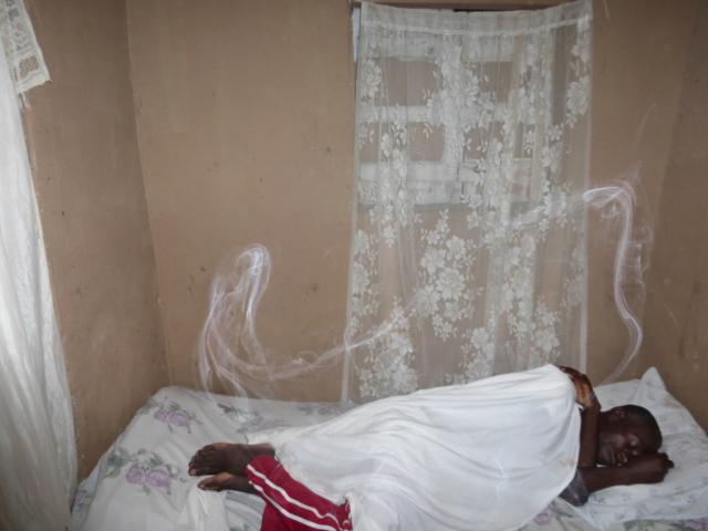 Wilder. Through Positive Eyes Haiti. Port au Prince, HIV