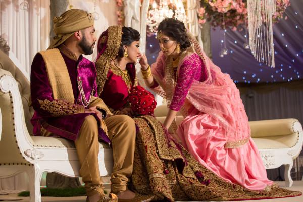 London Bangladeshi wedding.