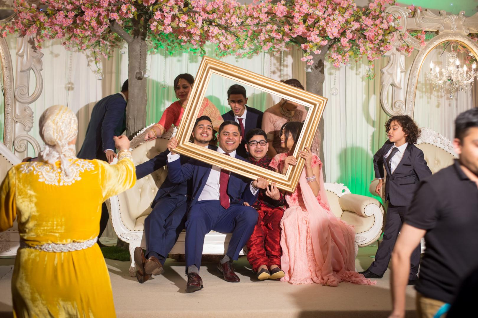 London Bangladeshi wedding..