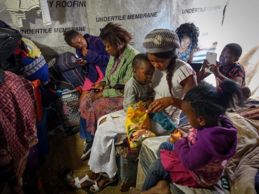 Through Positive Eyes Durban Online smartphones laptops poverty township