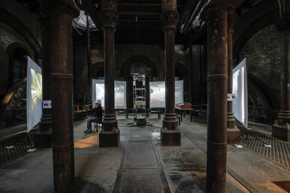 Thames Tides, Crossness Pumping Station