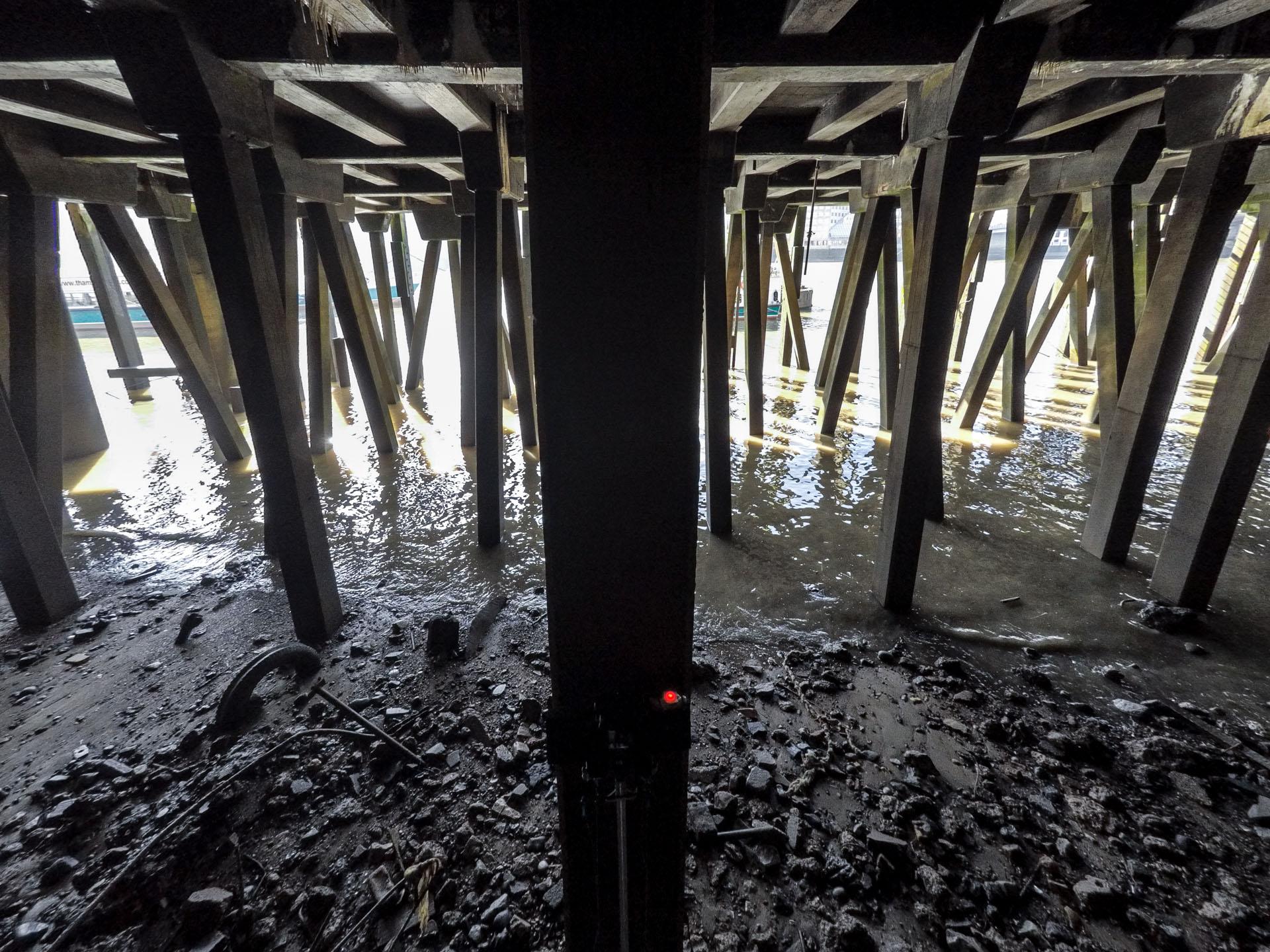 Bobby & Stillman, Thames Tides time-lapse