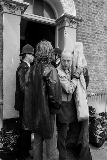 Pullens Estate evictions 1986